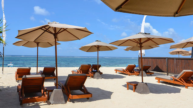 beach club at the bale nusa dua